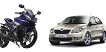 Car, Motorbike, Industrial