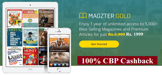 Enjoy 1 year of unlimited access to 5000 best selling magazines and premium articles