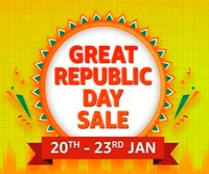 Great Republic Day Sale 20th-23rd Jan | Upto 90% off + 10% instant off via SBI Bank