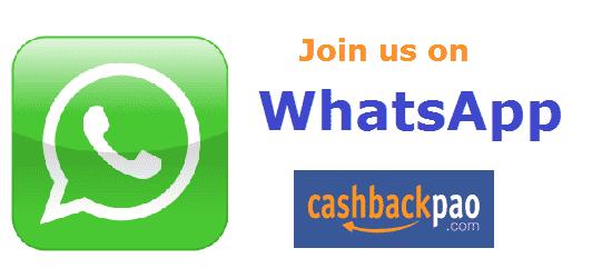 Join us on Whatsapp
